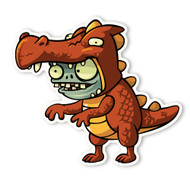 Plants vs. Zombies 2: Imp Dragon Zombie