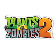 Plants vs. Zombies 2: Stacked Logo