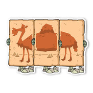 Plants vs. Zombies 2: Camel Zombies