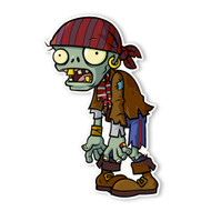 Plants vs. Zombies 2: Pirate Zombie