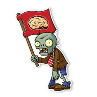 Plants vs. Zombies 2: Flag Zombie
