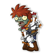 Plants vs. Zombies 2: Chicken Wrangler Zombie