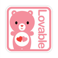 Yummi Bear Love-a-Lot Badge