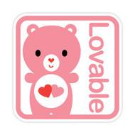 Yummi Bear Love-a-Lot Badge