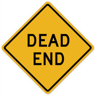Dead End Wall Graphic