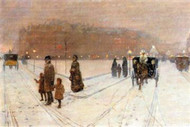 Urban Fairy Tale by Hassam