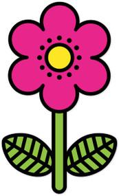 Hippie Weekend Flower Pink