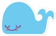 Kawaii Animals Blue Whale