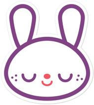 Kawaii Animals Bunny Head