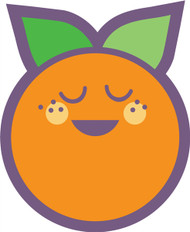 Kawaii Nature Orange