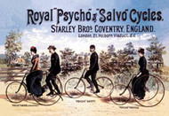 Royal Psycho and Salvo Cycles