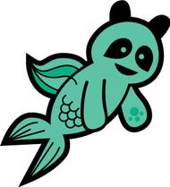 Randomonium Panda Fish