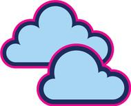 Skyward Clouds