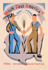 Work Pays America ! Prosperity