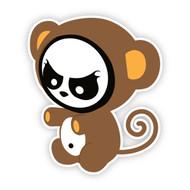 Angry Panda: Monkey