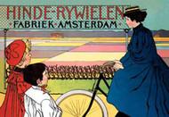 Hinde-Rywielen Fabriek Amsterdam