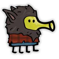 Doodle Jump Werewolf