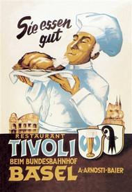 Restaurant Tivoli Basel