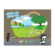 Angry Panda: Make Life Beautiful