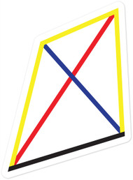 Quadrilateral Wall Graphic