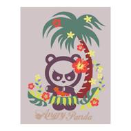 Angry Panda: Hawaiian