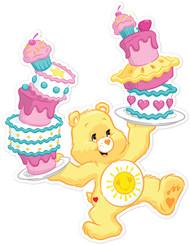 Funshine Bear Balancing Plates