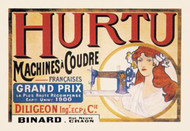 Hurtu, Machine a Coudre