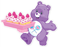 Share Bear Cupcake Tray