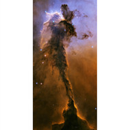 Stellar Spire in the Eagle Nebula