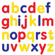 Alphabet Set I (Lowercase Primary)