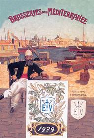 Breweries of the Mediterranean