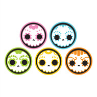 Not Day Of The Dead Set Of 5 (12 inch)