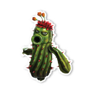 Plants vs. Zombies Garden Warfare: Cactus III