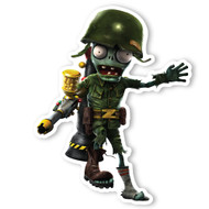 Plants vs. Zombies Garden Warfare: Soldier III