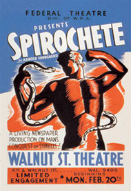 Spirochete Federal Theater Division of WPA