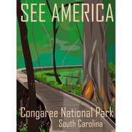 Congaree National Park by Kara Gunter