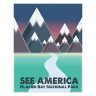 Glacier Bay National Park and Preserve by Sarah Station