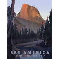 Yosemite National Park by Alyssa Winans