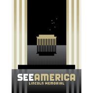Lincoln Memorial by Luis Prado