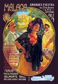Malaga Grandes Fiestas