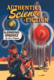 Authentic Science Fiction Singing Spheres