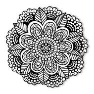 Begsonland Blossom Spring Doodle Decal