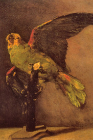Parrot by Vincent Van Gogh