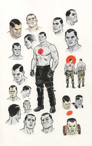 Bloodshot Art V