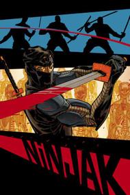 Ninjak Art III