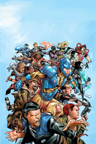 Valiant Universe Art I