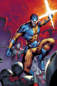X-O Manowar Art I