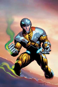 X-O Manowar Art III