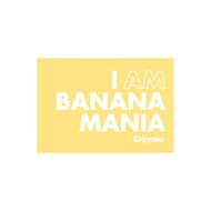 Crayola Colors Wall Graphic: I AM Banana Mania