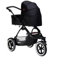 Phil & Teds 'Snug' stroller Carry Cot